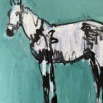 "P.M.Karlsen ""Hest"""